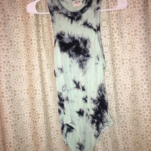 Other - Tie dye bodysuit